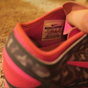Nike Shoes - Nike 5.0 Pink and Cheetah Print Running Shoe